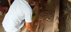 Necròpolis i taller infantil