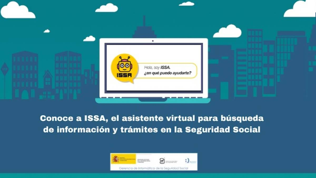 Asistente virtual de la seguridad social
