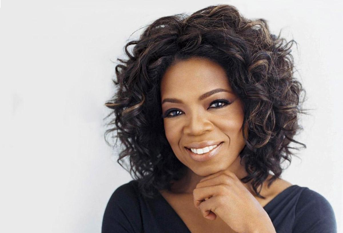 Oprah Winfrey mujeres emprendedoras