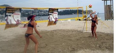 Torneig Vòlei platja Festes de la Terra